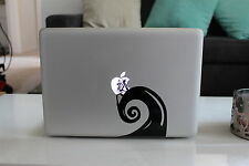 Jack Nightmare Before Christmas Decal Sticker For MacBook