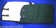 HEAVY DUCK OPEN FRONT HORSE SHEETS/CHOICE OF SIZE & COLOR