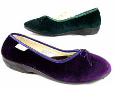 NEW WOMENS DR.KELLER WARM LINED WIDE FIT TOWELING HOUSE SLIPPER SHOES 3-8