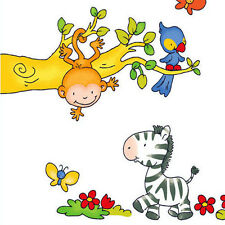 Removable Wall Stickers Kids Rooms Nursery Home Decor Mural Art Baby Bedrooms