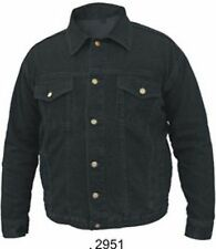 +A2951 Men's Black Denim jackets 14.5oz. Denim