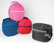 Rhinegold Horse Riding Hat Bag Storage Bag - Available in 4 Colours NEW