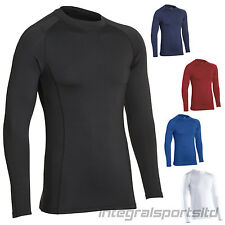 i-sports Base Layer Top Junior Unisex Long Sleeve Sport Compression Fit Tops
