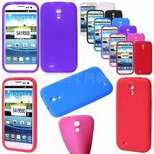 New Soft Silicone Gel Rubber Skin Case Cover For Samsung Galaxy S4 SIV i9500