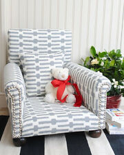 Heirloom-Quality Child/Toddler Upholstered Chair (Armchair)