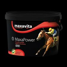 MAXAVITA MAXAPOWER horse pony equine treatment muscle function supplement 900g