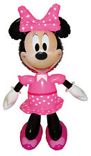 DISNEY CHARACTER PVC INFLATABLES FUN FOR KIDS IN MICKEY,MINNIE,PRINCESS & MORE!!