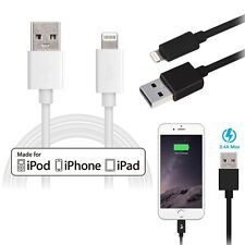 LP Apple MFI Lightning USB Sync Charger Cable fr iPhone 6 6s 5s iPad Air Mini 3