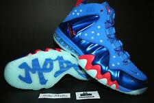DS New Nike Charles Barkley Posite Max 76ers Energy Ships Fast Area 72 Eggplant
