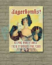 Various Vintage Retro Wall Signs & Wartime Advertisement Metal Wall Sign Plaque