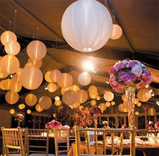 Various Color Paper Lantern Light Lampshade Wedding Party pendant oa1071