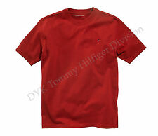 Tommy Hilfiger Children Big Boy Nantucket Tee T-Shirt Red - Free $0 Shipping