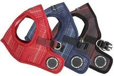 Puppia - Step In Vest - Dog Harness B - Cyber Space - Choose Size And Color