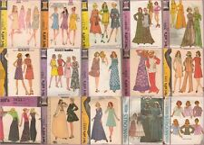 Vintage 1970's Mccalls Sewing Pattern Misses Size 14 Bust 36 Uncut  Your Choice