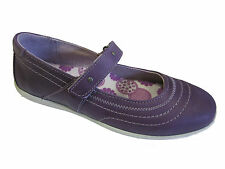 Ricosta Nina New Girls Leather Pumps In Purple