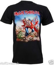 IRON MAIDEN The Trooper  T Shirt  Mens OFFICIAL XL Piece Of Mind