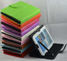 "Colorful Magic PU Leather Case+Stylus For 7"" EFUN Nextbook Next7P12 Tablet PC"