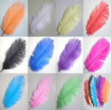 Wholesale,10-50pcs 8-10 inch Quality Natural OSTRICH FEATHERS, Color Selection