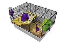 Armitages Pet Products rotastak género 100 Hamster Ratón Jaula Jerbo 34749/34751