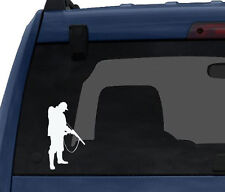 Hunting Rifle Aim #1- Deer Duck Hunt Chasing Tail - Car Tablet Vinyl Decal