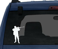 Hunting Rifle Aim #4- Deer Duck Hunt Chasing Tail - Car Tablet Vinyl Decal