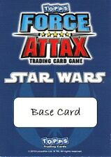 Star Wars Force Attax Clone Wars Series 1 *Choose Your Base Common Card* 61-90