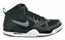 Nike Flight 13 (GS)Big Kids Sneakers Black/Cool Grey-White-Atomic Red 580493-004
