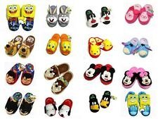 Men Women Adult TV Movies Cartoon Character Slippers Shoes Unisex EU 36-42