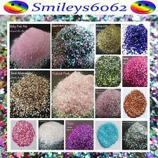 Nail Art Chunky Chunky 5g Glitter 040 - 008 - 015 Mixes Holographic & Iridescent