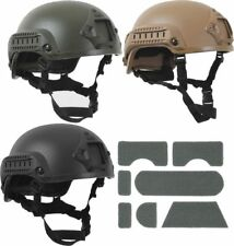 Paintball Airsoft Tactical ABS Base Jump Helmet