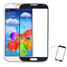 For Samsung Galaxy S4 i9500 i337 M919 Touch Digitizer Screen Outer Lens Glass