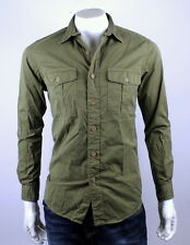 Polo by Ralph Lauren $125 Military Shirt/Top Size S