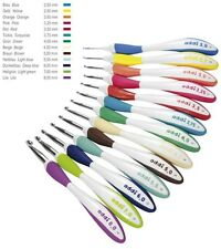 ADDI SWING - Made in Germany - Crochet Hooks - SELECT from 13 Sizes