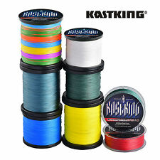 SuperPower 12-150LB Various Colors 300M/500M/1000M PE New Braid Fishing Line