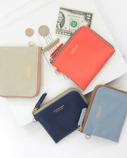 New Bill Coin Business Name Credit Card Case Purse Wallet _ ICONIC Corner Wallet