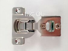 """3/8"""" TO 1-1/2"""" OVERLAY BLUM CABINET FACE FRAME COMPACT HINGE"""