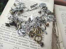 Sorcery Dragon Merlin King Arthur Camelot Magic Emrys Ultimate Charm Bracelet