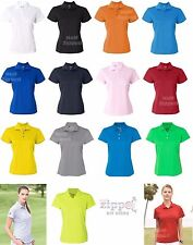 Adidas Golf Ladies ClimaLite Basic Polo Shirt A131 S-3XL Polyester