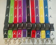 Nike Air Michael Jordan Jumpman Inspired Lanyard, keychain, cell phone