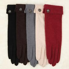 NWT WARMEN Women's Stretch knit winter warmer wool gloves Christmas gift 5 Color