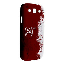 NEW Samsung Galaxy S3 S4 Hard Shell Case Plastic Cover Hammer and Sickle USSR