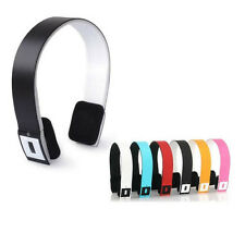 HiFi Wireless Bluetooth Stereo Headset Handsfree Fr iPhone 5 5S 5C Cell Phone PC