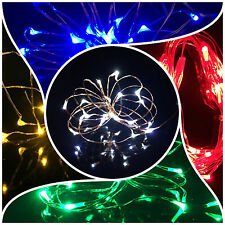 LED Micro Fairy Lights Battery Operated Craft Decoration, Table Centrepieces
