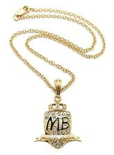 Hot New Mindless Behavior MB Crown Trendy Must Have Necklace XC431