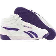 Reebok Women Freestyle High (white / ultra violet) V48960