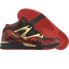 Reebok Pump Omni Lite Year of the Ox Edition (black / havana red / gold)