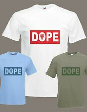 DOPE SWAG T-SHIRT - OBEY - YMCMB - DRAKE - LIL WAYNE  STYLE TEE   ALL SIZES