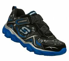 SKECHERS SERRATED KIDS/BOYS/YOUTHS SHOES/SNEAKERS/CASUAL/ATHLETIC/SPORTS/RUNNERS