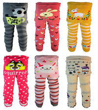 Baby toddler leggings boys girls  Warmer socks Knitted PP pants A-F1 Type