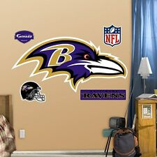 Fathead   NFL - AFC Football Logos  Sizes Vary -  ALL NFL Teams Available